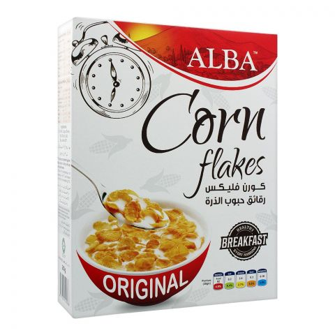 Alba Corn Flakes, Original, 250g