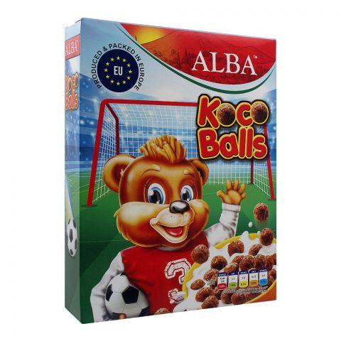 Alba Koco Balls Cereal, 250g