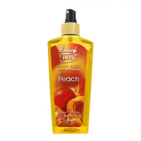 Surrati Twist Peach Body Mist, 250ml