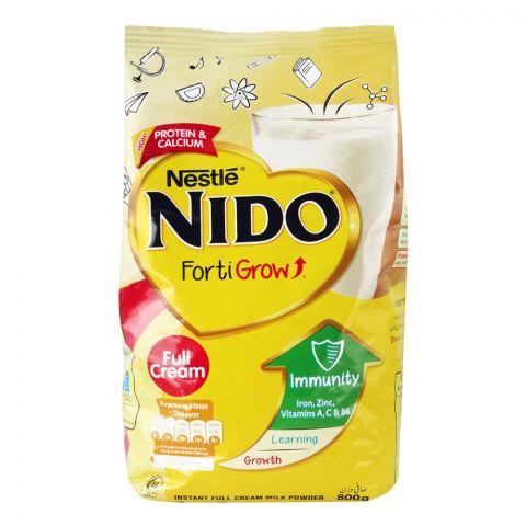 Nestle Nido Fortigrow, Pouch, 800g
