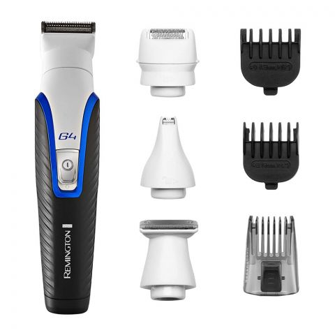 Remington G4 Graphite Series 13 All In One Men Grooming Kit, PG4000