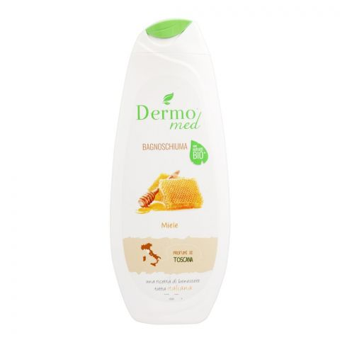 Dermomed Bio Honey Shower Gel, 500ml