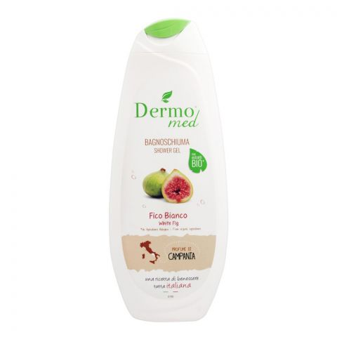 Dermomed Bio White Fig Shower Gel, 500ml