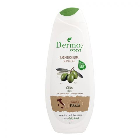 Dermomed Bio Olive Shower Gel, 500ml