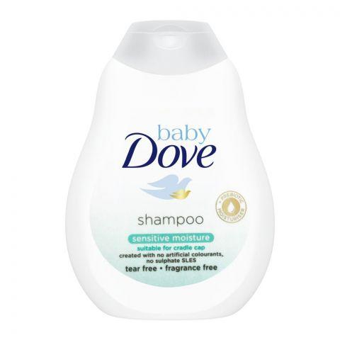 Dove Baby Sensitive Moisture Fragrance Free Shampoo, 200ml
