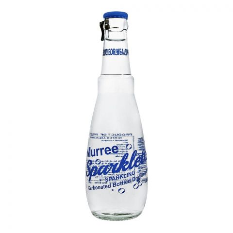 Muree Brewery Sparkling Carbonated Drinking Water, 330ml