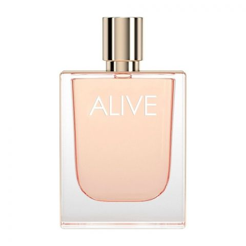 Hugo Boss Alive Eau De Parfum, Fragrance For Women, 80ml