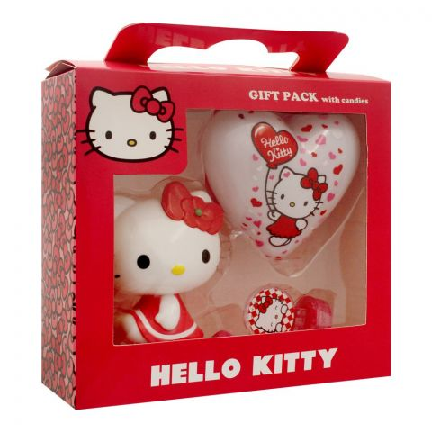 Hello Kitty Gift Pack With Candies, 44207
