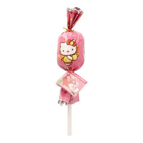 Hello Kitty Mega Lollipop, 15 Pieces, 44501