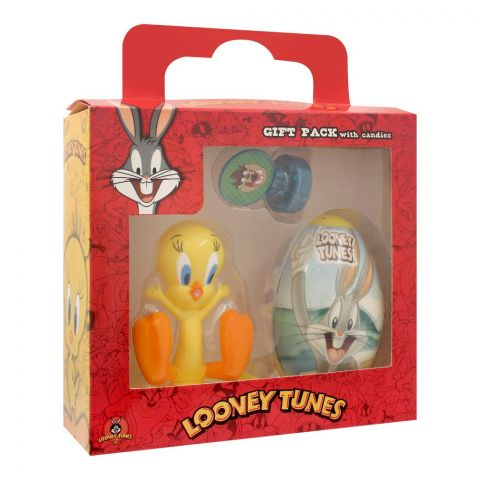 Looney Tunes Gift Pack With Candies, 22108