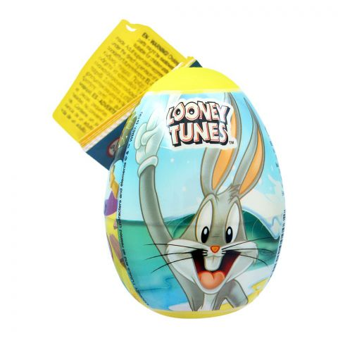 Looney Tunes Active Surprise Egg With Candies, 22104