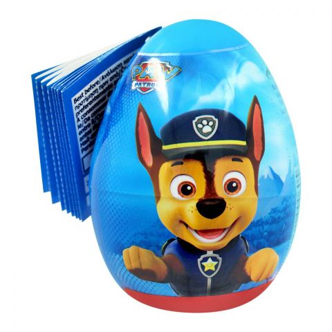 Paw Petrol Surprise Egg With Candies, 64203