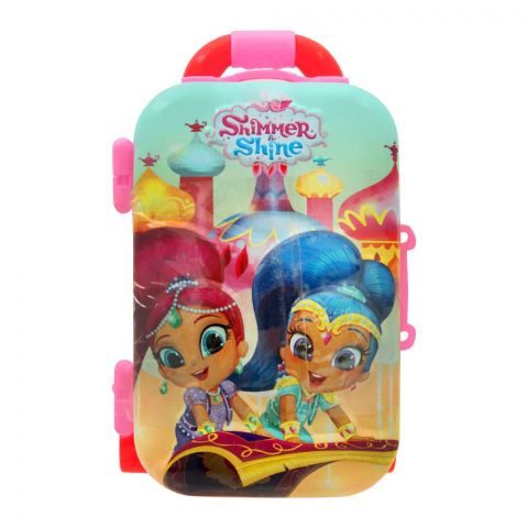 Shimmer Shine Luggage Tin With Jelly Candies, 65801