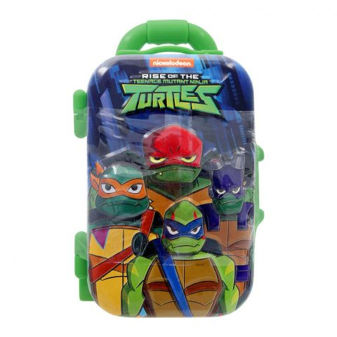Rise Of The Teenage Mutant Ninja Turtles Luggage Tin With Jelly Candies, 57801