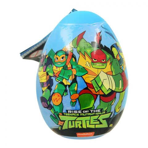 Rise Of The Teenage Mutant Ninja Turtles Surprise Egg With Candies, 57203