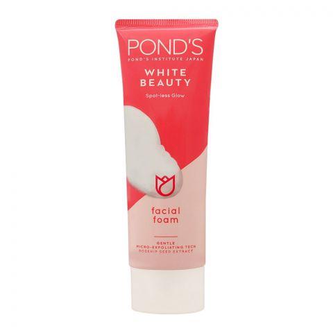 Pond's White Beauty Spot-Less Glow Facial Foam, 50ml