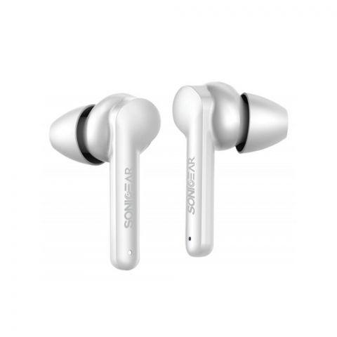 SonicEar Earpump TWS5 Pro Bluetooth Earphone, White