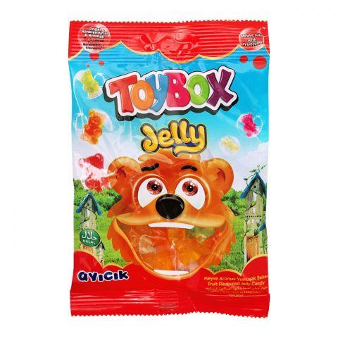 Toy Box Gummy Jelly Bear, 80g