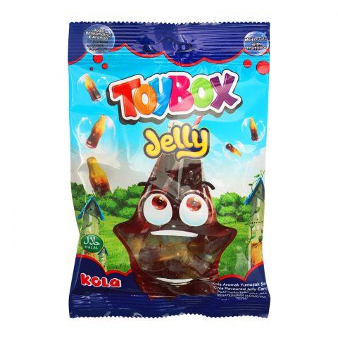 Toy Box Gummy Jelly Kola, 80g