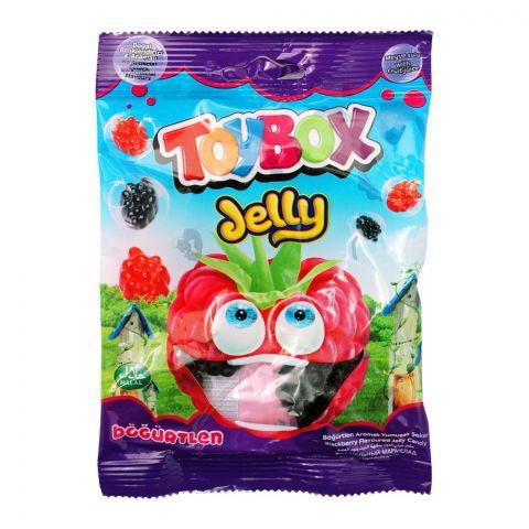 Toy Box Gummy Jelly, Blackberry, 80g