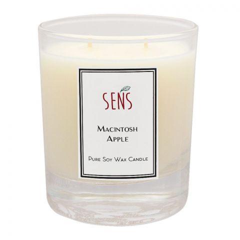 Sens Macintosh Apple Pure Soy Wax Candle