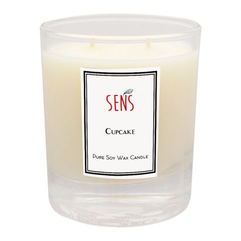 Sens Cup Cake Pure Soy Wax Candle