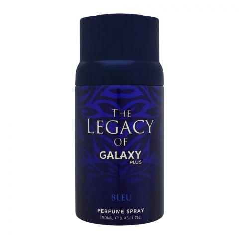 Galaxy Plus Bleu Perfume Body Spray, For Men, 250ml