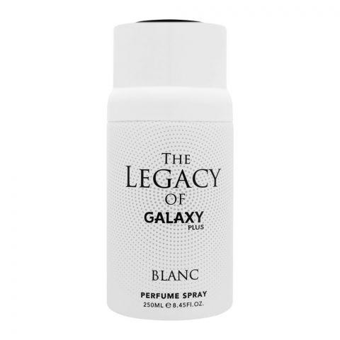 Galaxy Plus Blanc Perfume Body Spray, For Men, 250ml