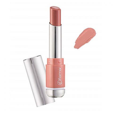 Flormar Prime' N Lips Lipstick, PL01 Vanilla Soufle