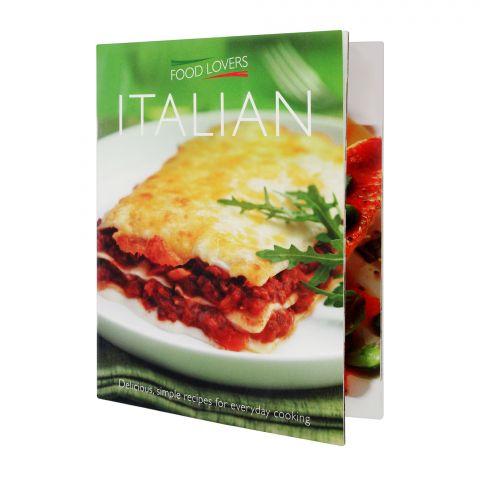 Food Lovers Italian Recipes Book