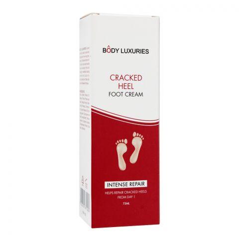 Body Luxuries Intense Repair Cracked Heel Foot Cream, 75ml