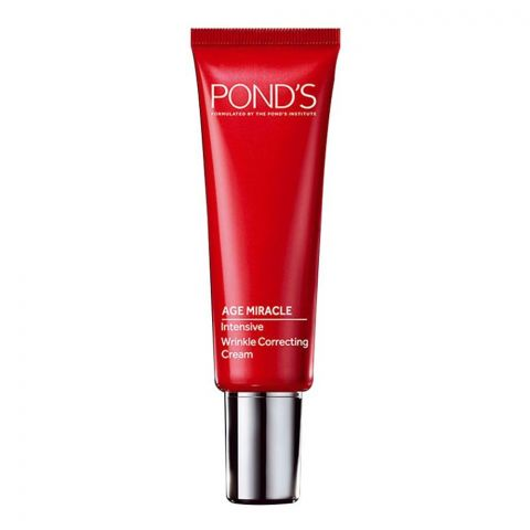 Pond's Age Miracle Intensive Wrinkle Corrector Cream, 50ml