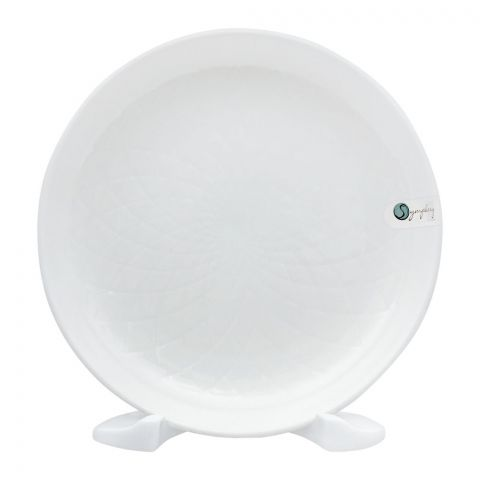 Symphony Spiro Serving Plate, 9.4 Inches, SY-4731