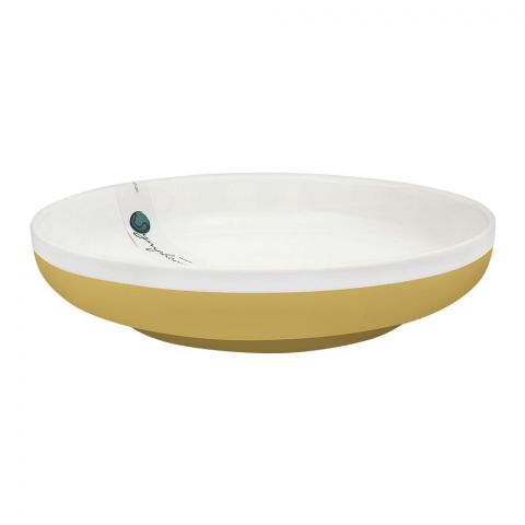 Symphony Adorn Gold Serving Bowl, 6.7 Inches, SY-8007