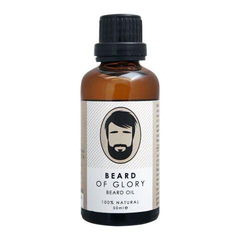 Aura Crafts Beard Of Glory Beard Oil, 50ml