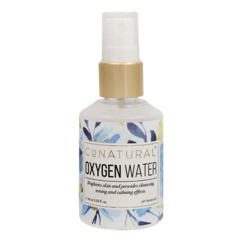 CoNatural Oxygen Water, 60ml
