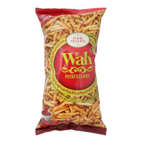 Wah Potato Sticks, Red Chilli, 150g