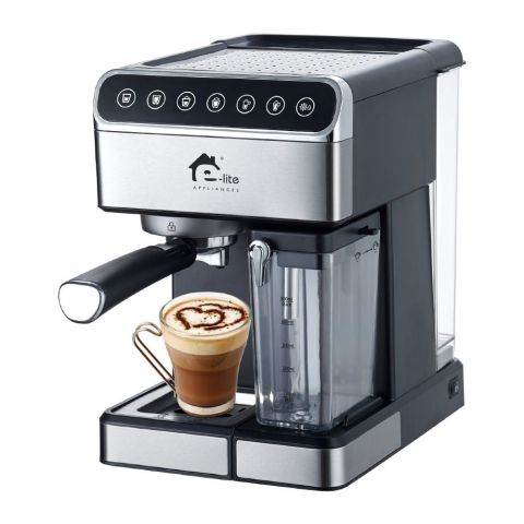 E-Lite Fully Automatic Espresso Coffee Machine, EEM-020