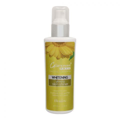 Glamourous Face Whitening Glowing Skin Shiner, Meadow, 200ml