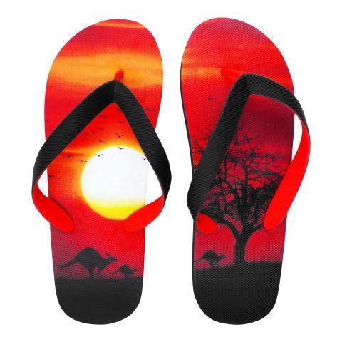 Women's Slippers, I-12, Black