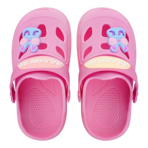 Kid's Slippers, I-15, Pink