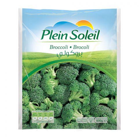 Plein Soleil Broccoli, Frozen, 400g