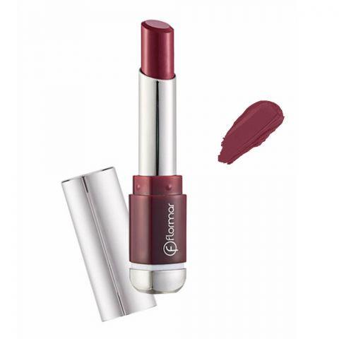 Flormar Prime' N Lips Lipstick, PL16 Velvety Bordeaux