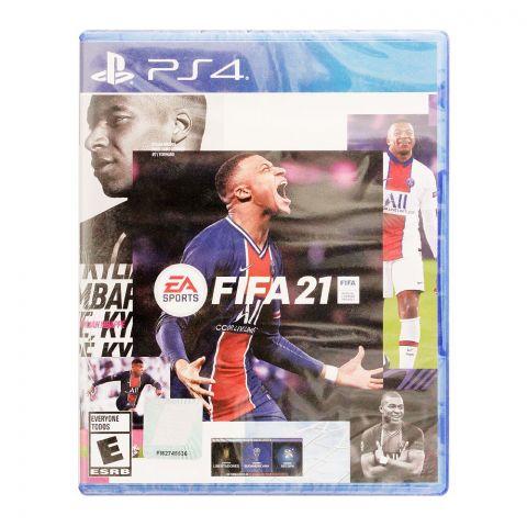 FIFA 21, PlayStation 4 (PS4)