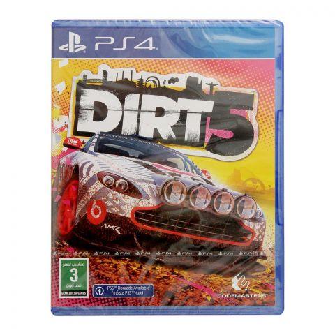 Dirt 5, PlayStation 4 (PS4)