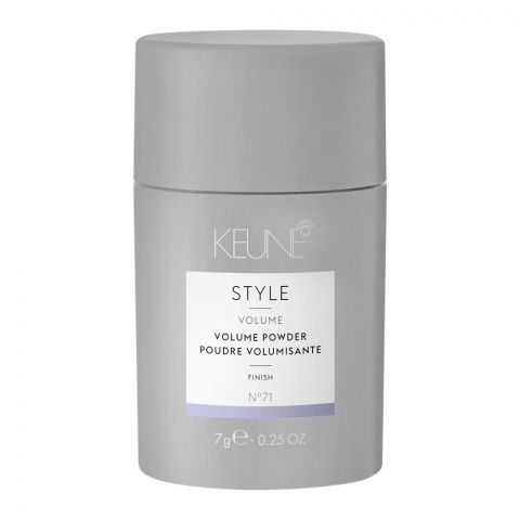 Keune Style Volume Powder Finish, No. 71, 7g