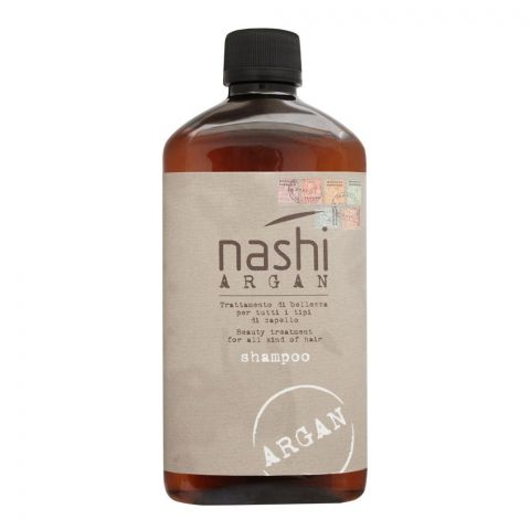 Nashi Argan Oil Shampoo, 500ml