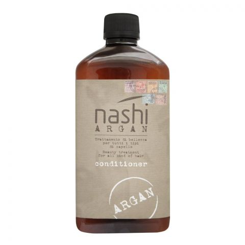 Nashi Argan Oil Conditioner, 500ml