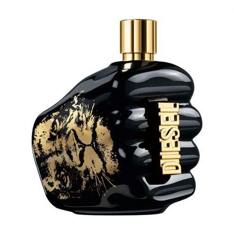 Diesel Spirit Of The Brave Eau De Toilette, Fragrance For Men, 125ml