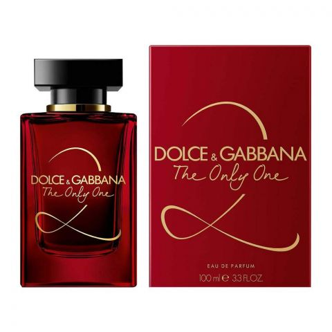 Dolce & Gabana The Only One Red Eau De Parfum 100ml